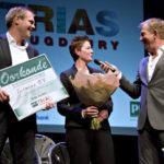 Germieco ontvangt Ondernemingsprijs 2013 uit handen van PDZ/Trias Jeugdjury