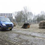 Duinpanlocatie, Amsterdam