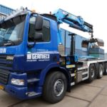 Verjonging wagenpark door aanschaf GINAF vrachtwagen