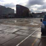 Parkeerterrein Schoolwerktuinen, Vrije Universiteit