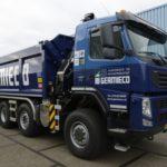Nieuwe vrachtwagen Germieco