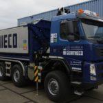 Vrachtwagens Germieco