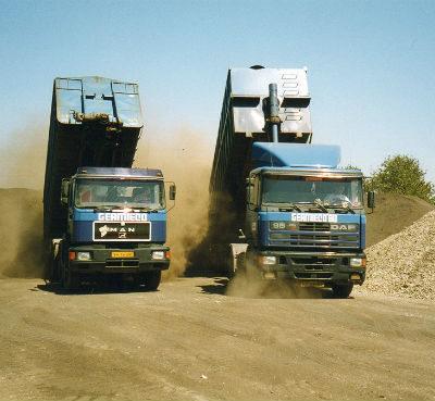 Historie Germieco vrachtwagens
