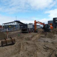 Beverwijk Germieco reconstructie Kop van de Haven