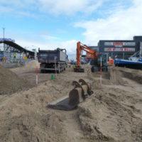Beverwijk reconstructie havengebied