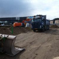 Beverwijk Germieco reconstructie havengebied