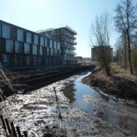 Germieco waterbouw beschoeiing aanleggen